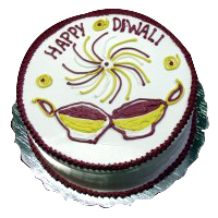 Diwali Cakes to Goa