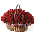 Valentine's Day Flowers to Goa