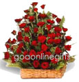 Send Valentines Flowers to Goa