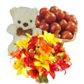 Mothers Day Gifts to Goa, Flowers to Goa
