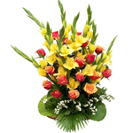 Online Flowers For Him to Goa