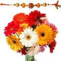 Rakhi Flowers to Quepen