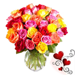 Send Valentine's Day Flowers to Goa